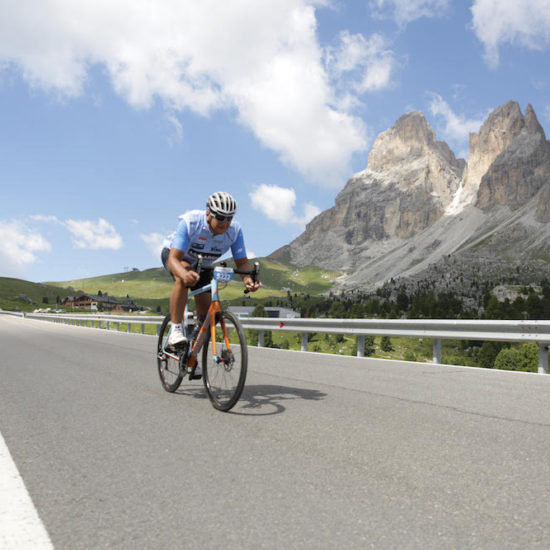 5-Star Maratona dles Dolomites package