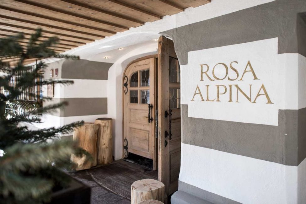 Rosa Alpina Hotel & Spa partner with Vélo Monaco