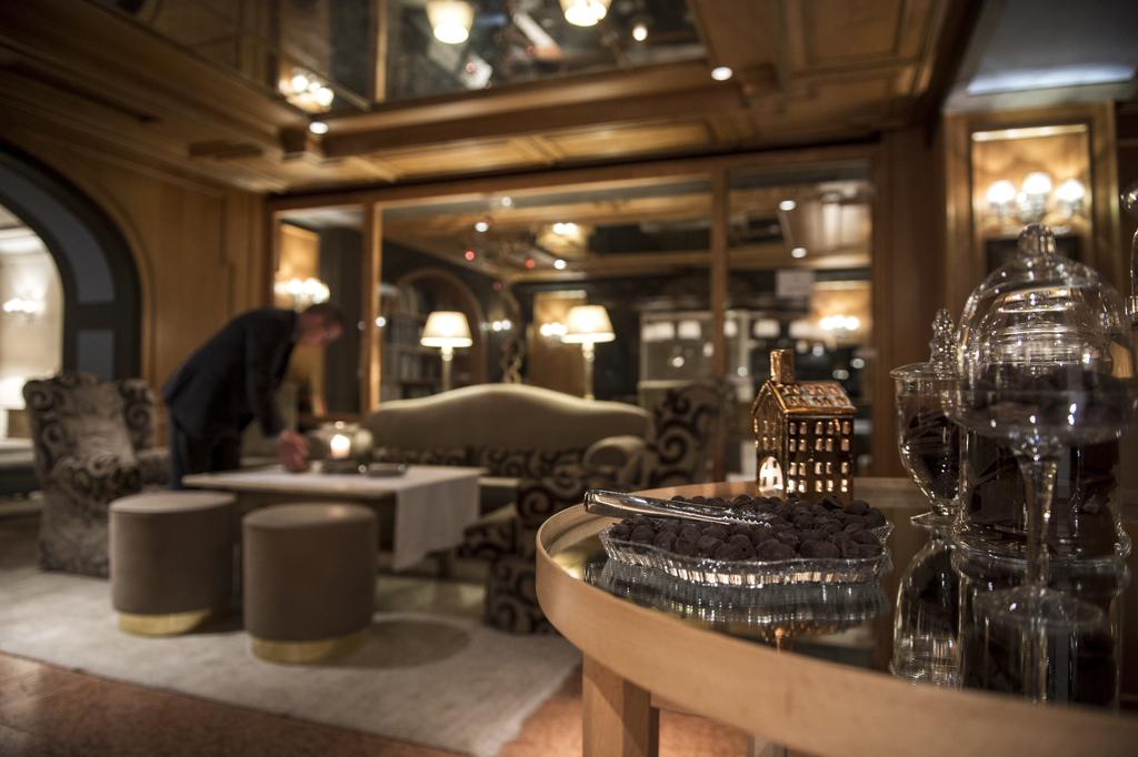 Rosa Alpina Hotel & Spa partner with Vélo Monaco