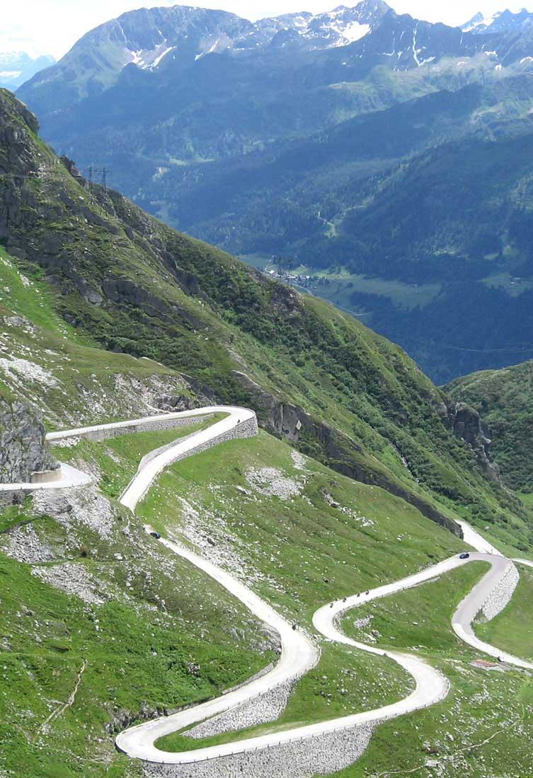 Area Feature St Moritz