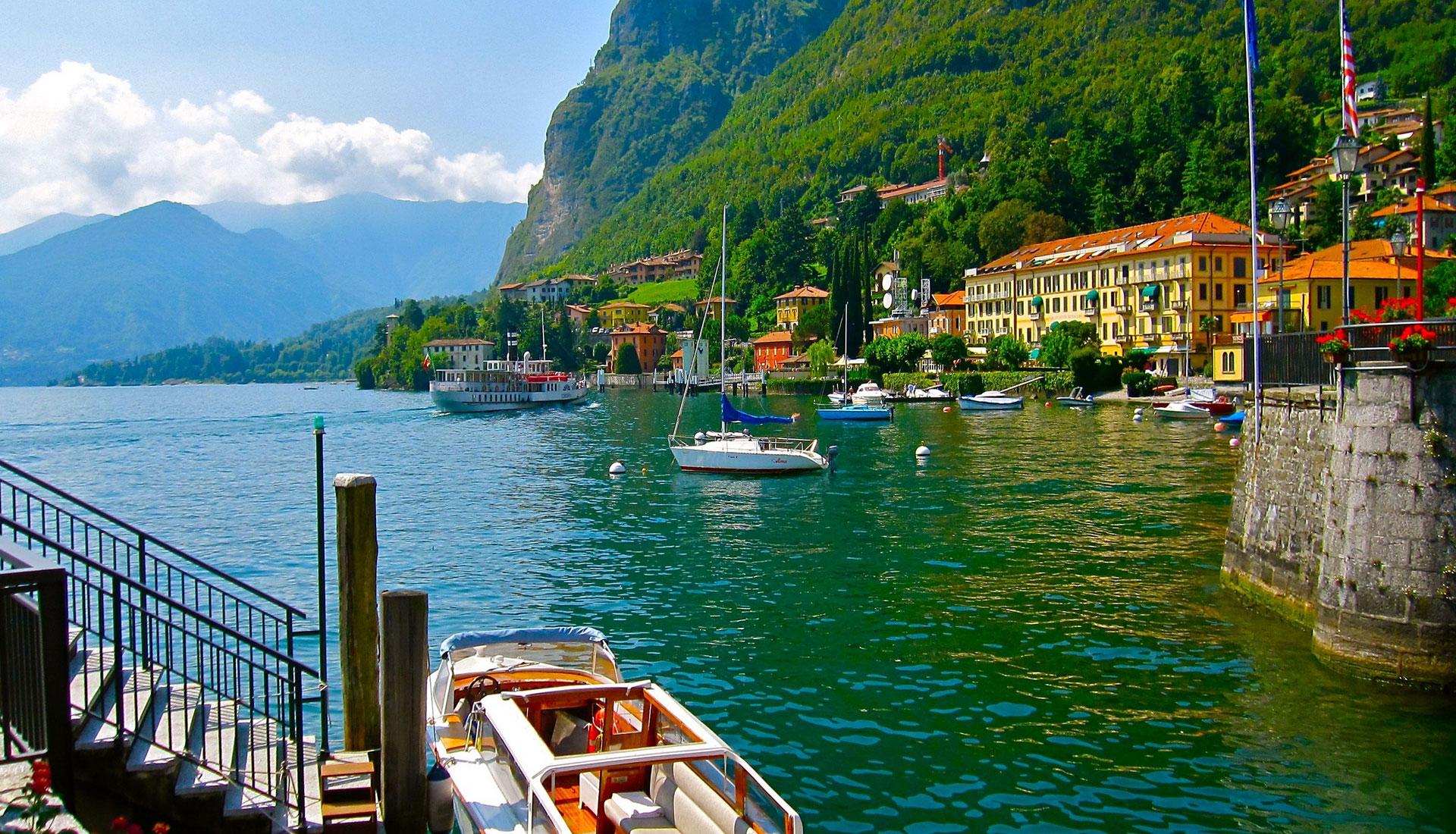 Explore Lake Como By Bike Together With V 233 Lo Monaco