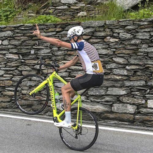 ST. Moritz | Vélo monaco
