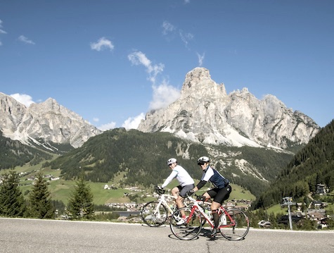 Cycling Dolomites | Vélo Monaco
