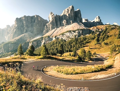 Dolomites Cycling | Vélo Monaco