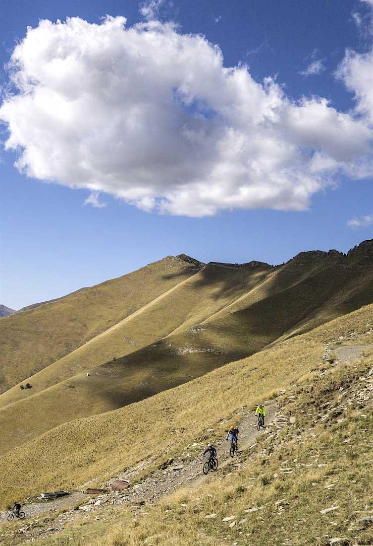 Via del Sale | vélo monaco
