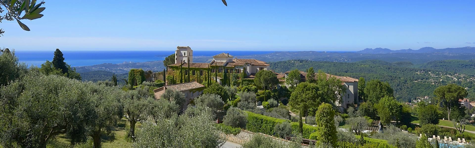 Château Saint-Martin & Spa - Vélo Monaco