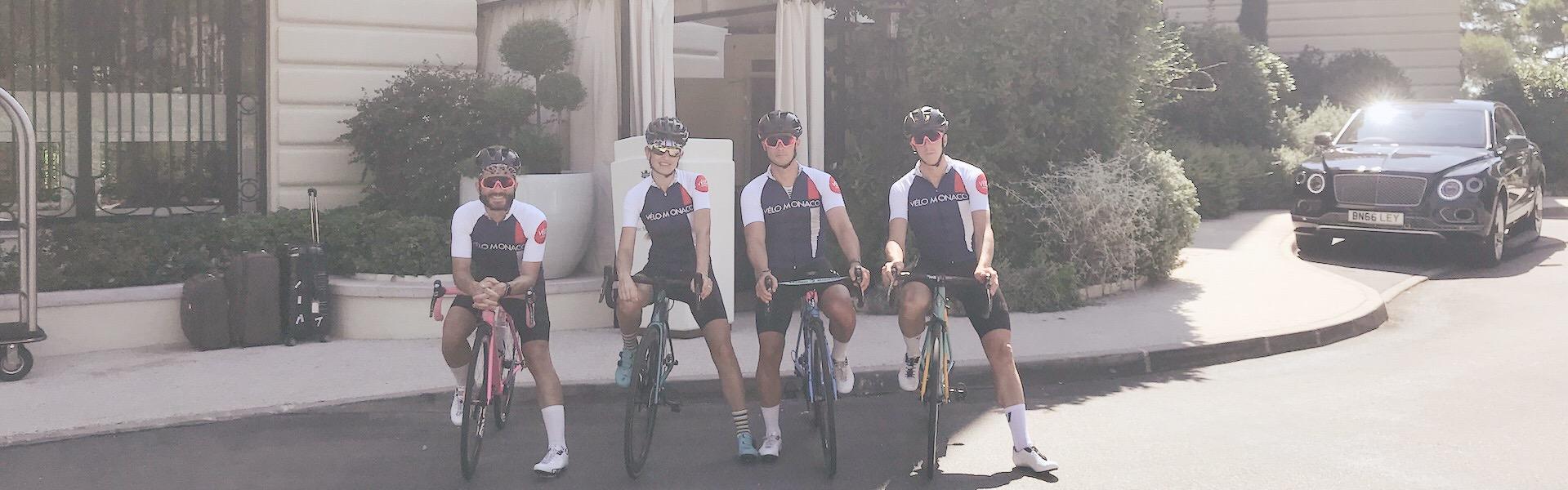 Vélo Monaco | Grand-Hôtel du Cap-Ferrat