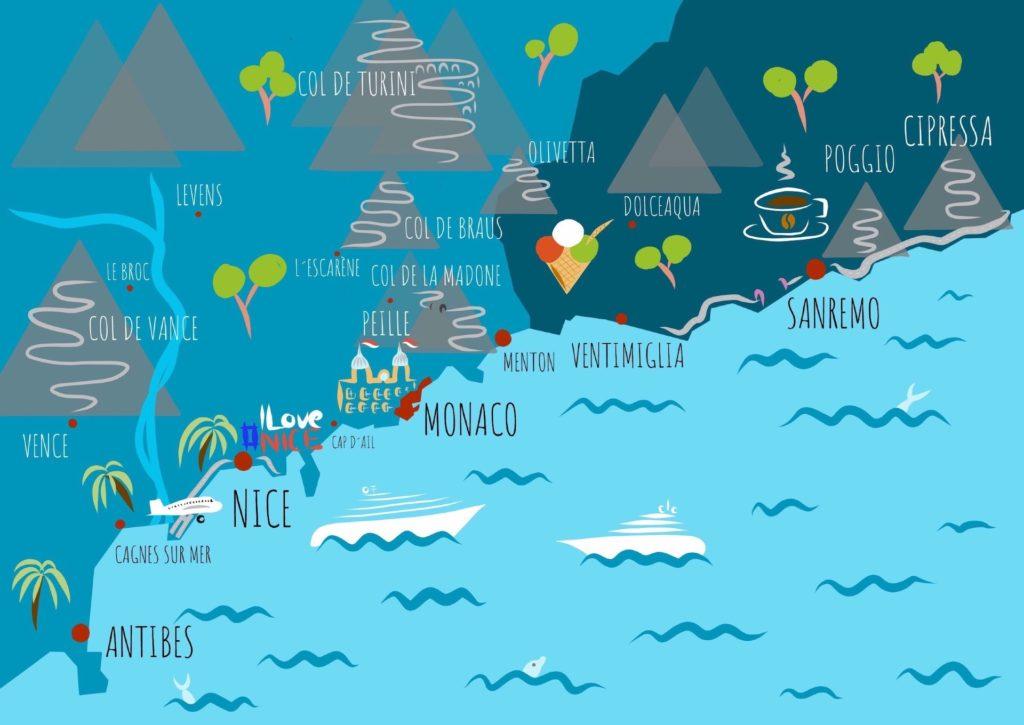 Best Road Cycling Holidays | Vélo Monaco