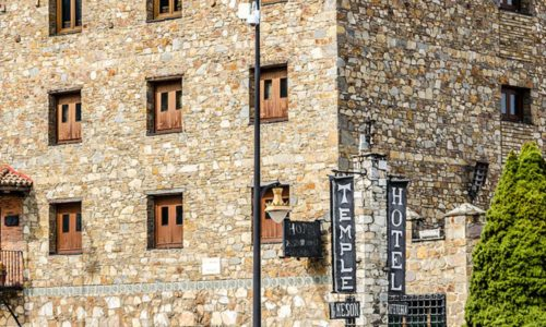 Temple Ponferrada | Vélo Monaco