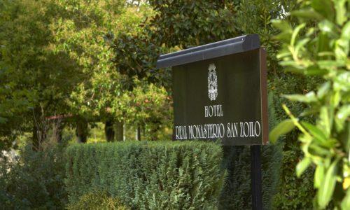 Hotel Real Monasterio de San Zoilo   Vélo Monaco