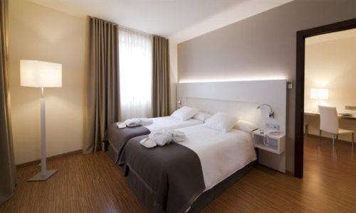 Hotel SPA Vía de la Plata   Vélo Monaco