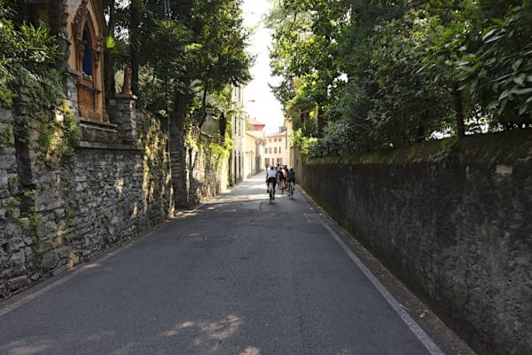 Lake Como ride as start during Lake Como Adventure | Vélo Monaco